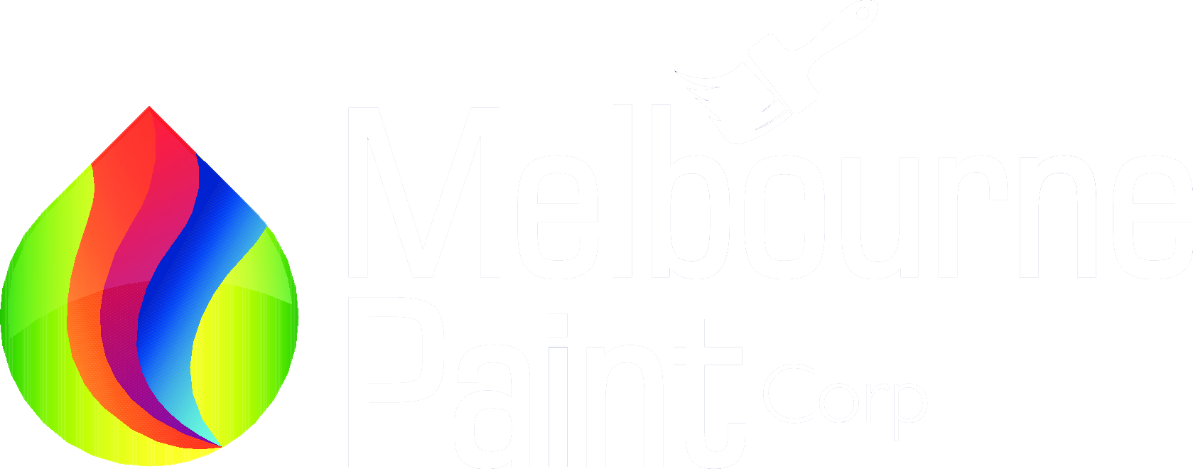 Melbourne paint logo